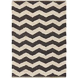 Artistic Weavers Portico Grey 2 ft. x 3 ft. Indoor Contemporary Rectangular Accent Rug