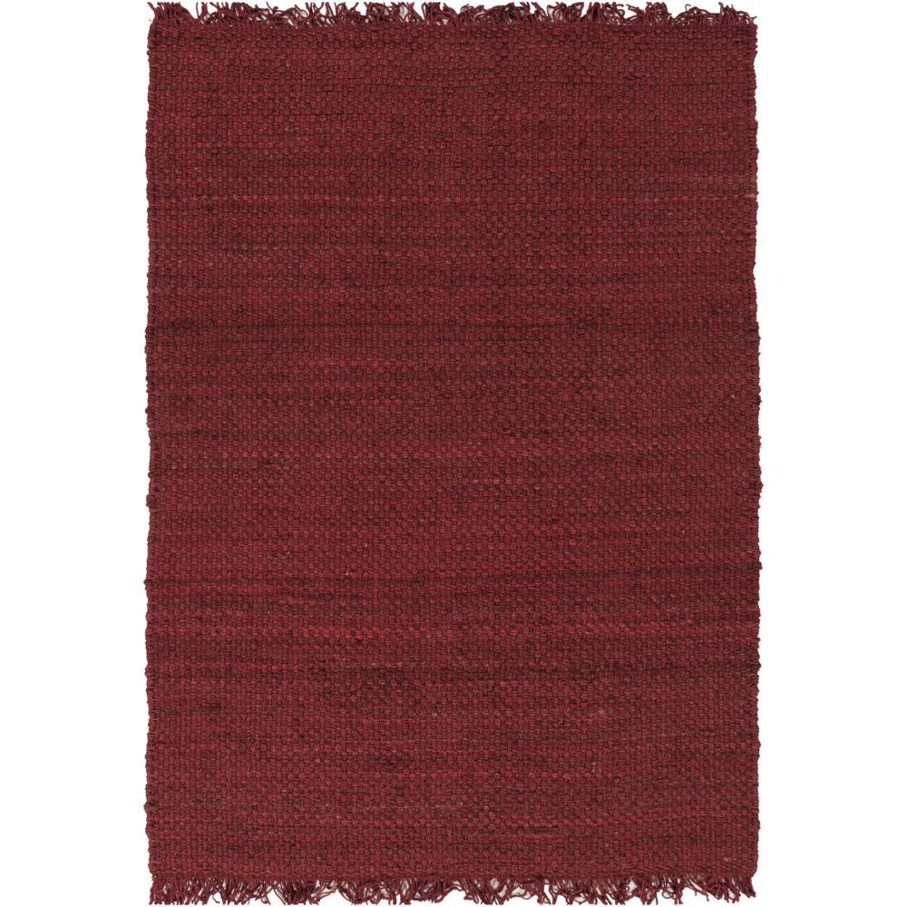 Artistic Weavers Tropica Harper Red 3 ft. x 5 ft. Indoor Transitional Rectangular Area Rug
