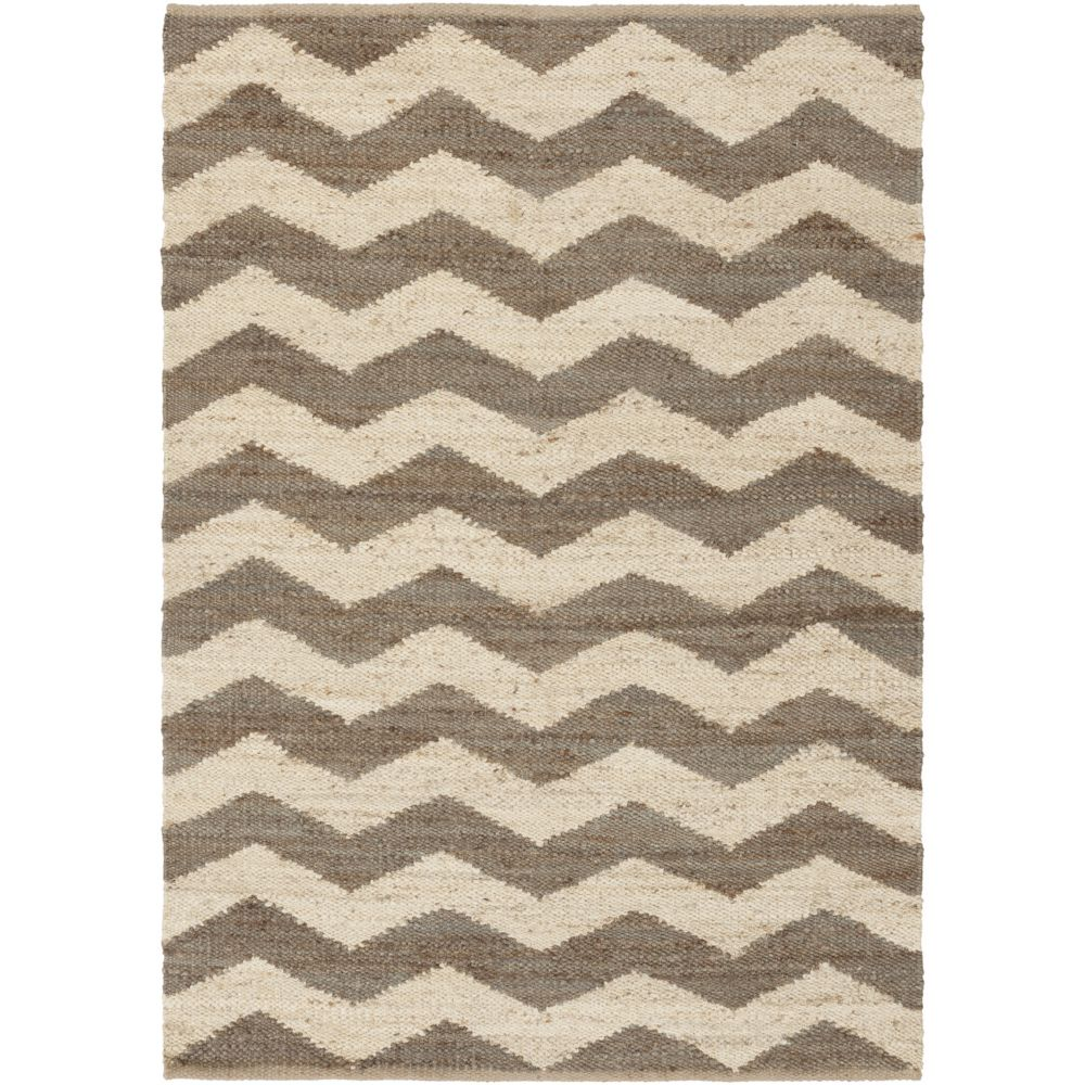 Artistic Weavers Portico Beige Tan 5 ft. x 7 ft. 6-inch Indoor Contemporary Rectangular Area Rug