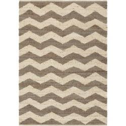 Artistic Weavers Carpette d'intérieur, 9 pi x 10 pi, style contemporain, rectangulaire, brun Portico