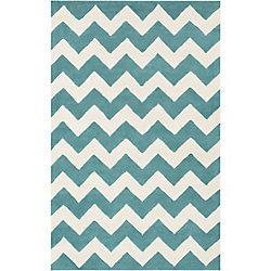 Artistic Weavers Transit Penelope Blue 2 ft. x 3 ft. Indoor Contemporary Rectangular Accent Rug