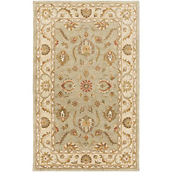 Artistic Weavers Oxford Isabelle Beige Tan 2 ft. x 3 ft. Indoor Transitional Rectangular Accent Rug