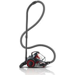 Dirt Devil DASH Multi Carpet & Hard Floor Cyclonic Canister Vacuum with SWIPES