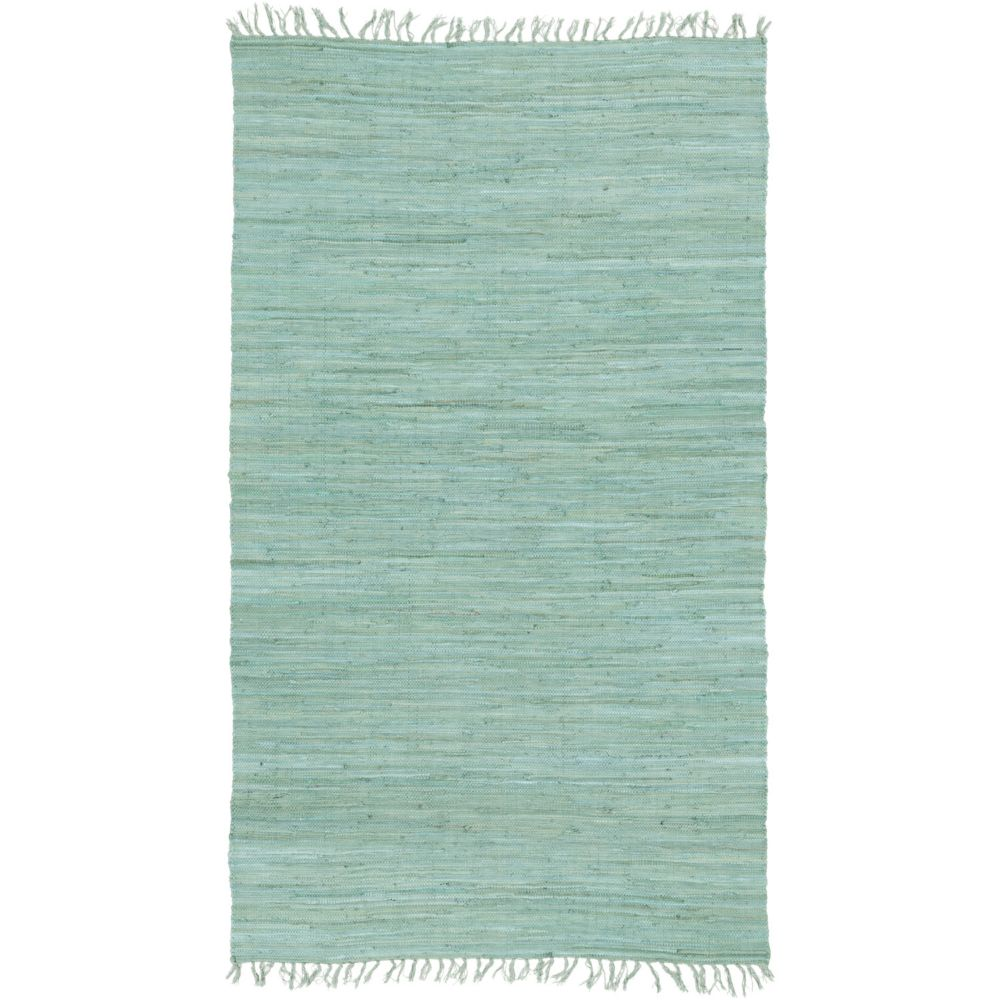 Easy Home Delaney 2Feet x 3Feet Teal AWEL3030-23 in Canada