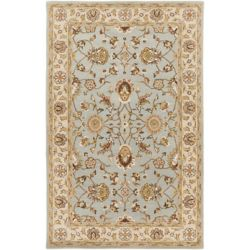 Artistic Weavers Middleton Charlotte Gold 2 ft. x 3 ft. Indoor Traditional Rectangular Accent Rug