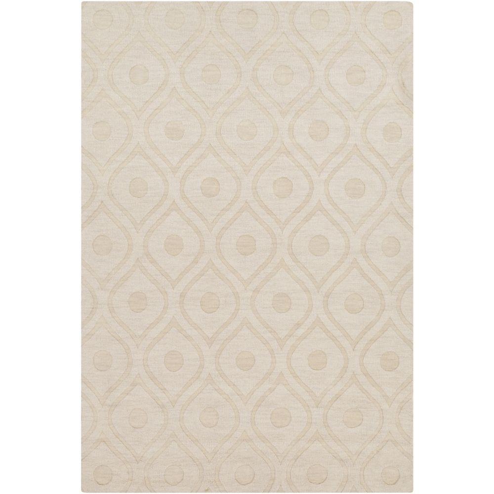 Artistic Weavers Central Park Zara Beige Tan 2 ft. x 3 ft. Indoor Transitional Rectangular Accent Rug
