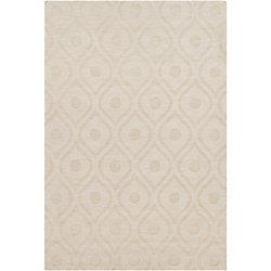 Artistic Weavers Carpette d'intérieur, 5 pi x 7 pi 6 po, style transitionnel, rectangulaire, havane Central Park Zara