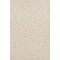 Artistic Weavers Central Park Zara Beige Tan 5 ft. x 7 ft. 6-inch Indoor Transitional Rectangular Area Rug