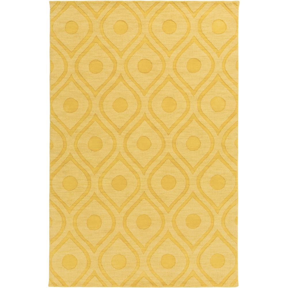 Central Park Zara 6Feet x 9Feet Yellow AWHP4007-69 Canada Discount