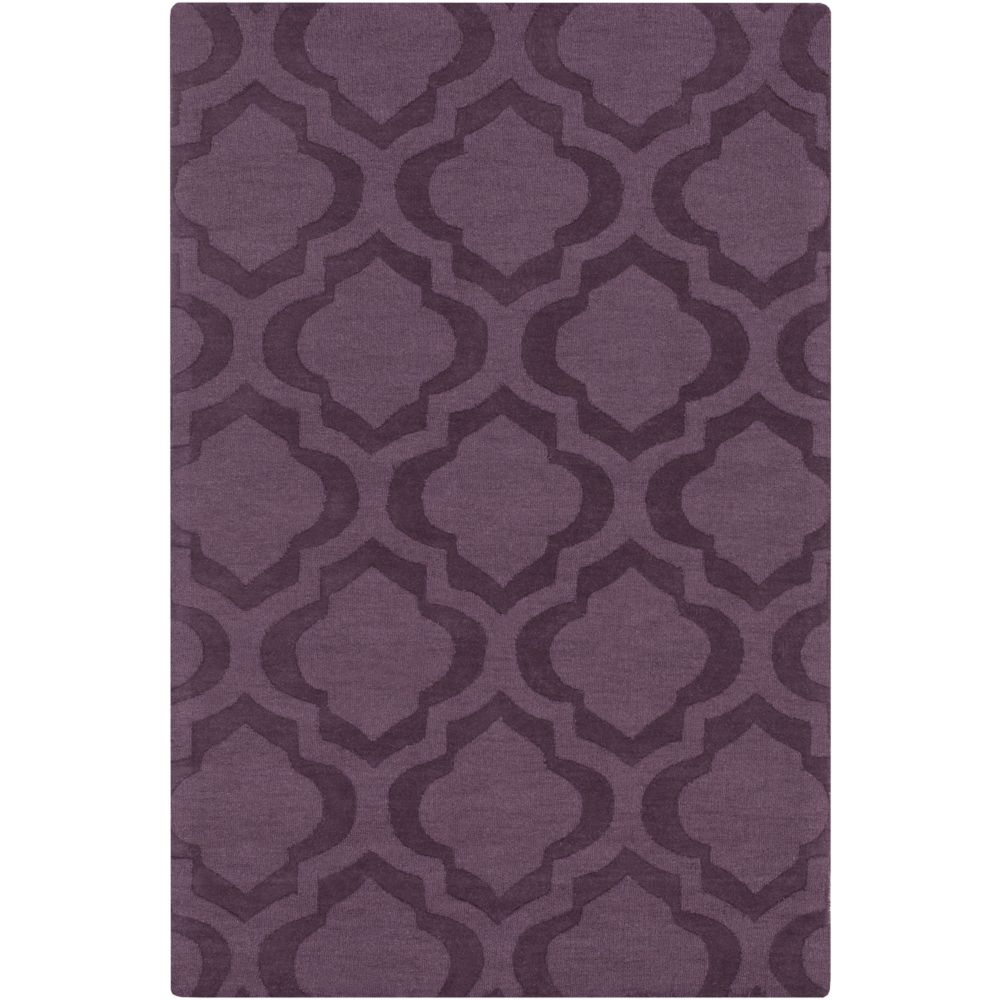 Central Park Kate 5Feet  x 7Feet 6 Inch Purple