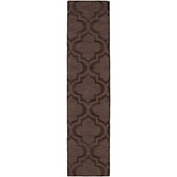 Artistic Weavers Central Park Kate Brown 2 ft. 3-inch x 8 ft. Indoor Transitional Runner