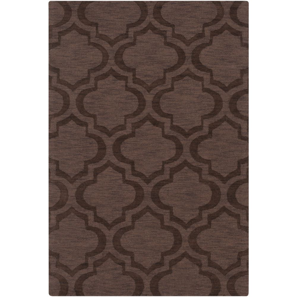 Artistic Weavers Central Park Kate Brown 5 ft. x 7 ft. 6-inch Indoor Transitional Rectangular Area Rug