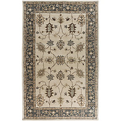 Artistic Weavers Middleton Willow Grey 5 ft. x 8 ft. Indoor Traditional Rectangular Area Rug