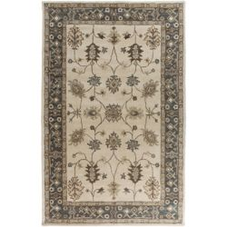 Artistic Weavers Middleton Willow Grey 9 ft. x 13 ft. Indoor Traditional Rectangular Area Rug