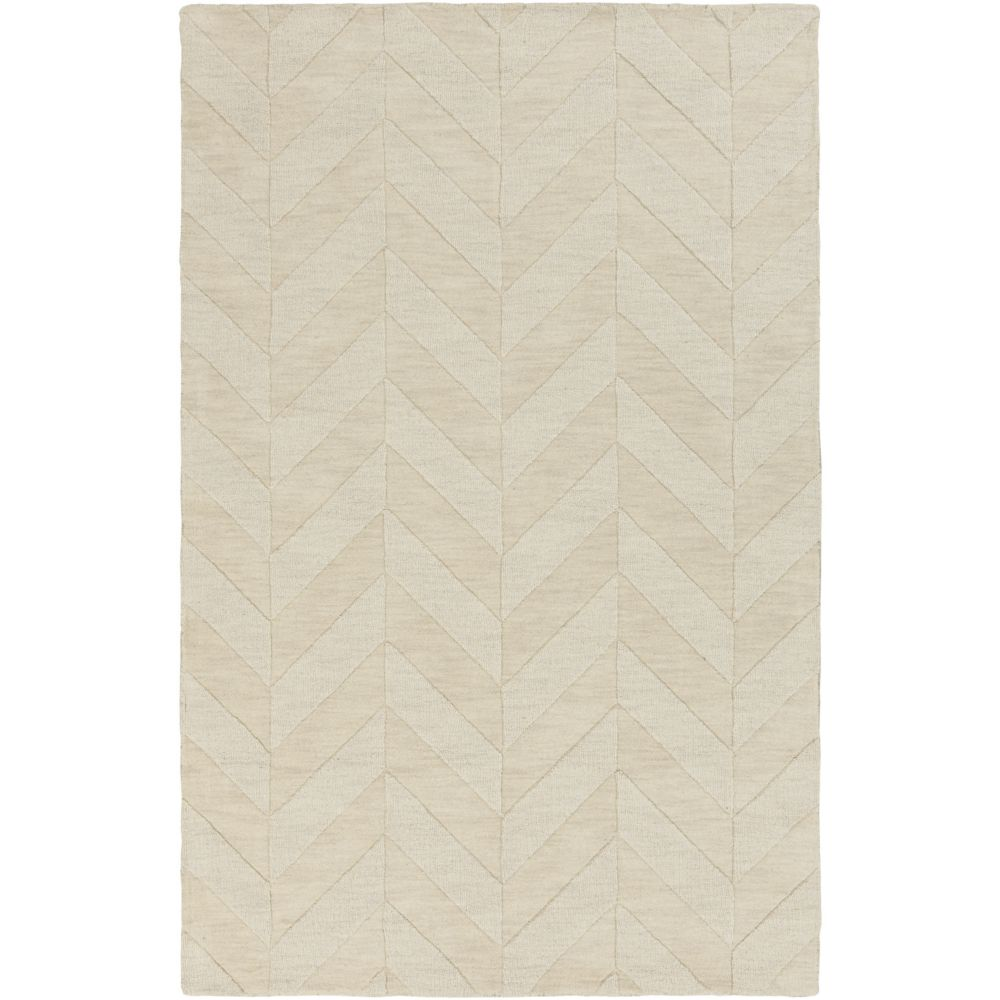 Artistic Weavers Central Park Carrie Off-White 2 ft. x 3 ft. Indoor Transitional Rectangular Accent Rug