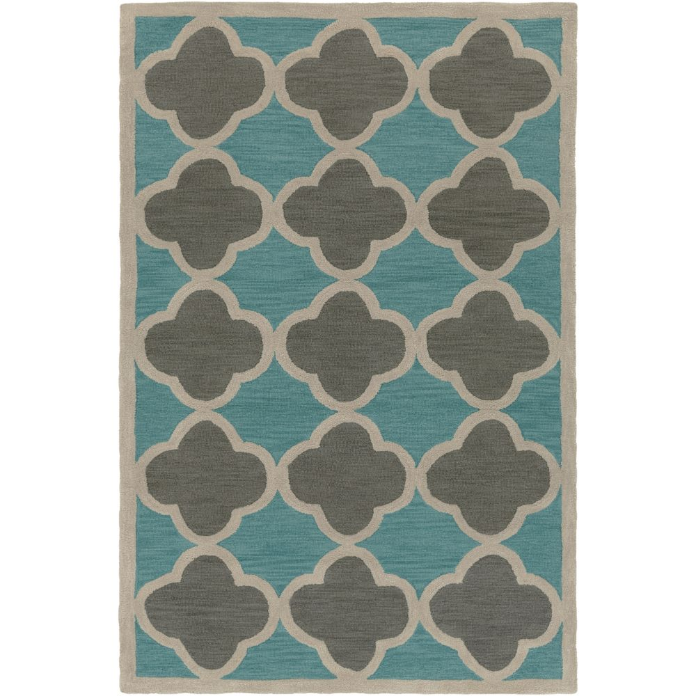 Artistic Weavers Holden Maisie Blue 5 ft. x 7 ft. 6-inch Indoor Contemporary Rectangular Area Rug
