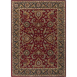 Artistic Weavers Middleton Georgia Red 6 ft. x 9 ft. Indoor Traditional Rectangular Area Rug