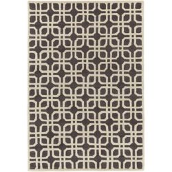 Artistic Weavers Transit Madison Brown 4 ft. x 6 ft. Indoor Contemporary Rectangular Area Rug