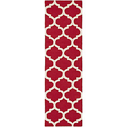 Artistic Weavers Pollack Stella Red 2 ft. 3-inch x 10 ft. Indoor Contemporary Runner