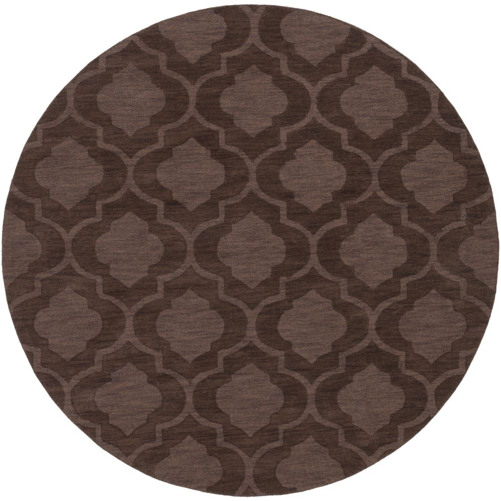 Central Park Kate 9Feet 9 Inch Round Brown