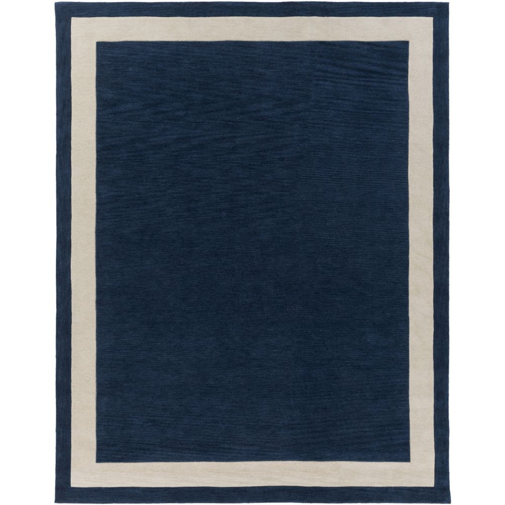 Artistic Weavers Holden Blair Blue 7 ft. 6-inch x 9 ft. 6-inch Indoor Contemporary Rectangular Area Rug
