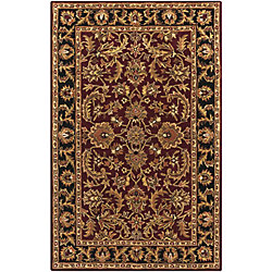 Artistic Weavers Middleton Virginia Red 3 ft. x 5 ft. Indoor Traditional Rectangular Area Rug