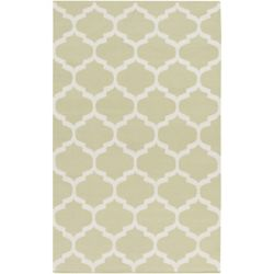 Artistic Weavers Vogue Everly Off-White 9 ft. x 12 ft. Indoor Contemporary Rectangular Area Rug