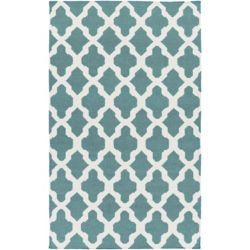 Artistic Weavers Carpette d'intérieur, 9 pi x 10 pi, style contemporain, rectangulaire, vert York Olivia