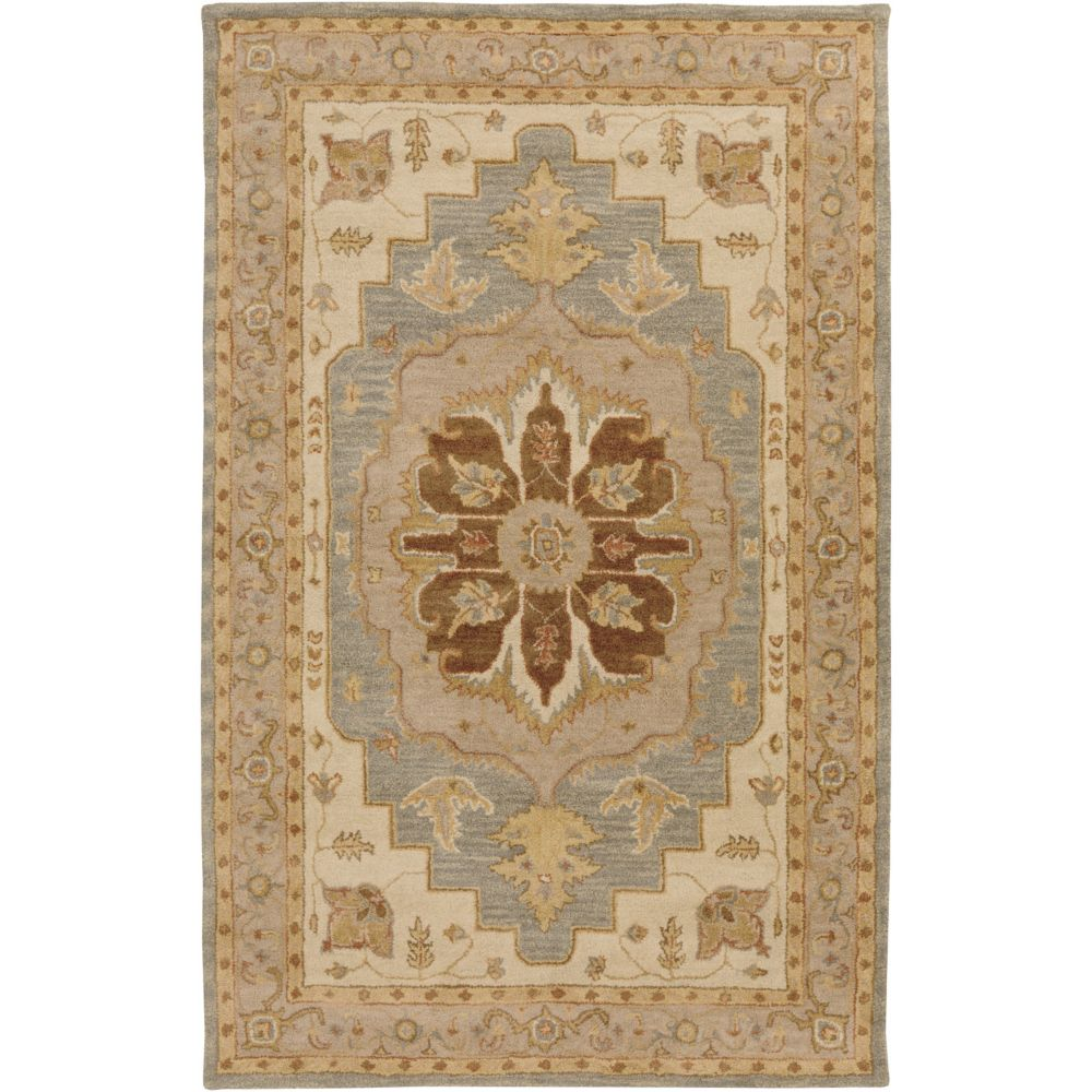 Middleton Mia 8Feet  x 11Feet  Brown/Ivory