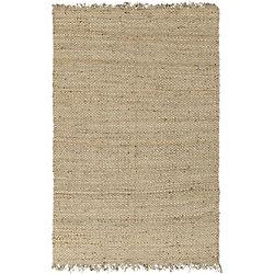 Artistic Weavers Carpette d'intérieur, 5 pi x 7 pi 6 po, style transitionnel, rectangulaire, havane Tropica Harper