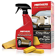 Mother's California Gold Claybar