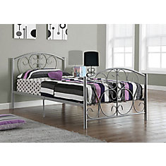 headboard design bedding furniture iron full black twin frame metal humble daybeds bed ideas bedroom