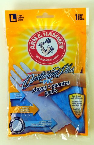 A&H Optimum Plus Pvc Gloves-L