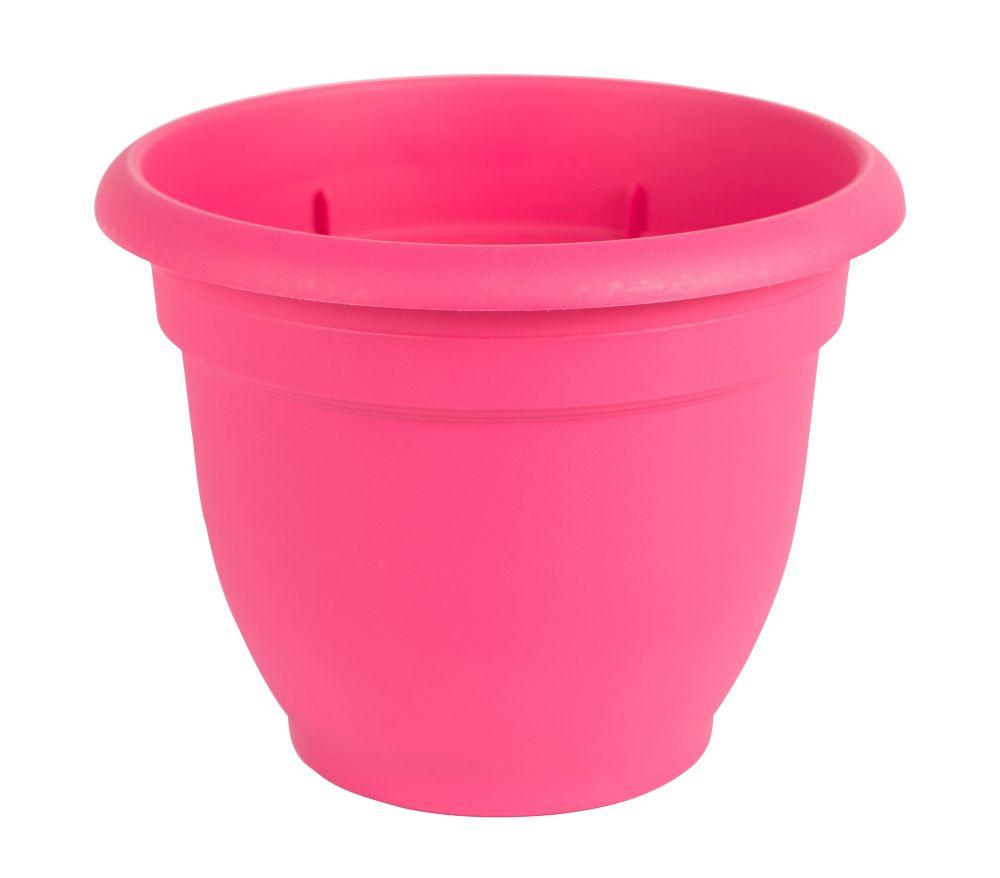 8 Inch Ariana Pot Flamingo