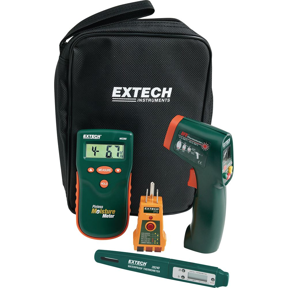 Extech Instruments Home Inspector Kit