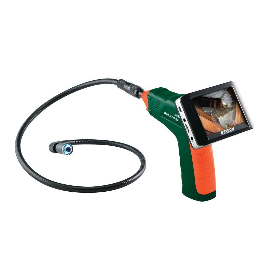 Extech Instruments 17 mm Video Borescope/Wireless Inspection Camera