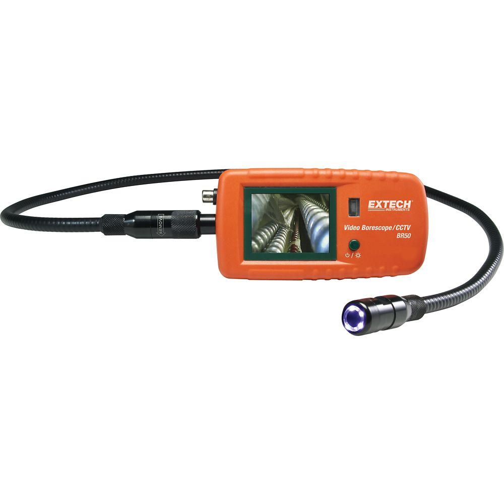 Video Borescope/Camera Tester