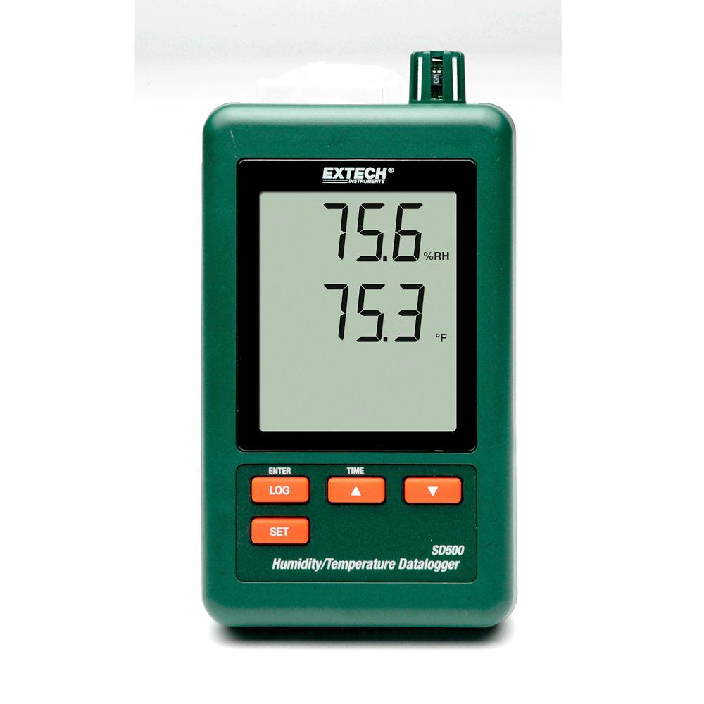 Extech Instruments Humidity/Temperature Datalogger