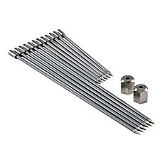 12 broches de remplacement pour sonde MO290-EP