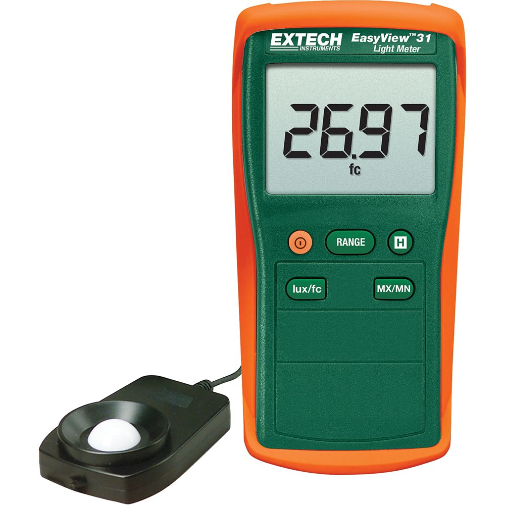 Extech Instruments EasyView Light Meter