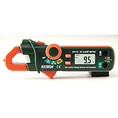 200A Mini AC Clamp Meter + NCV Detector