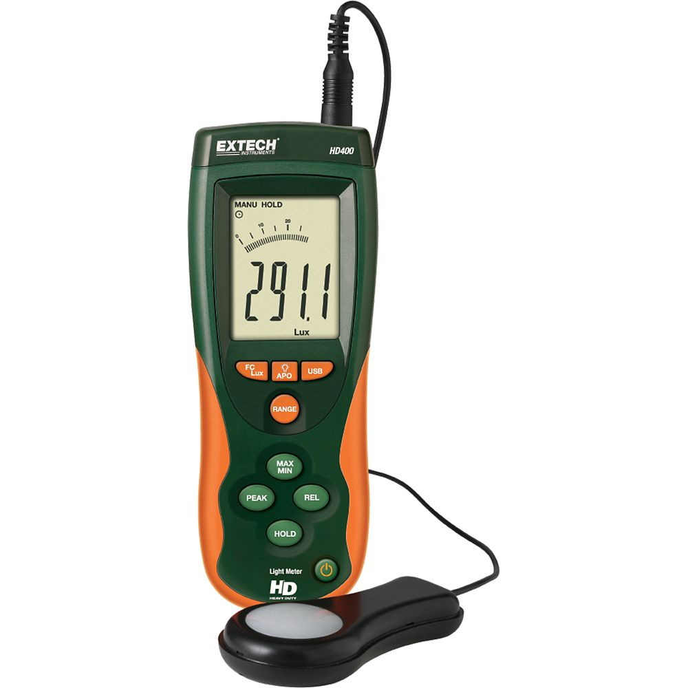 Heavy Duty Light Meter HD400 Canada Discount