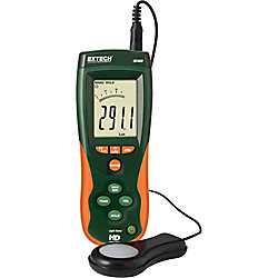 Extech Instruments Heavy Duty Light Meter