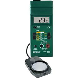 Extech Instruments Foot Candle/Lux Light Meter