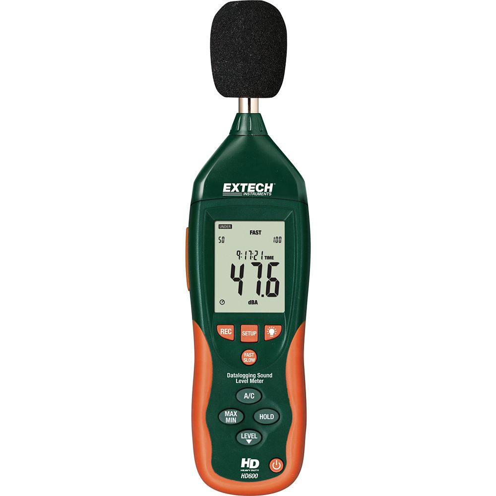 Datalogging Sound Level Meter