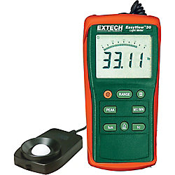 Extech Instruments EasyView Wide Range Light Meter