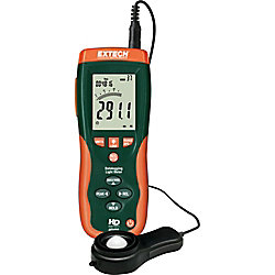 Extech Instruments Datalogging Heavy Duty Light Meter