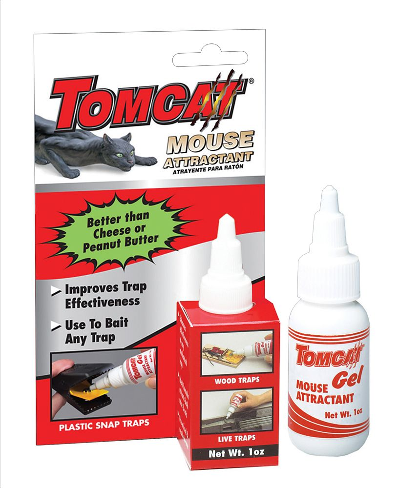 Gel attractif pour souris et rats TOMCAT<sup>®</sup>