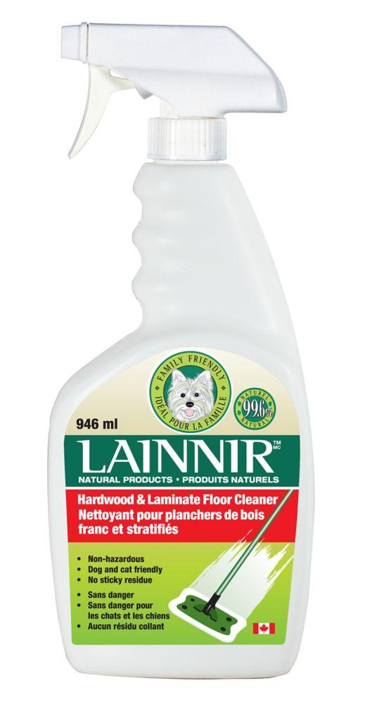 Lainnir Hardwood & Laminate Floor Cleaner