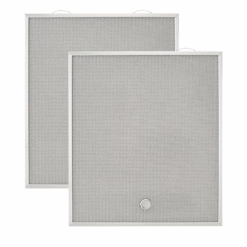Two Aluminum Micro Mesh Filters Compatible with 30-inch NuTone NCS3 Series Range Hood